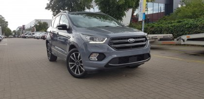 FORD Kuga 1.5 EcoBoost 150 KM, Automat 6, FWD, ST-Line  2019R.