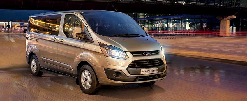 Felgi Aluminiowe Ford Transit Custom